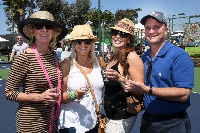 Pairings with a Purpose benefit for Feeding San Diego