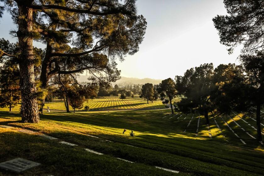 L.A. Walks: Forest Lawn