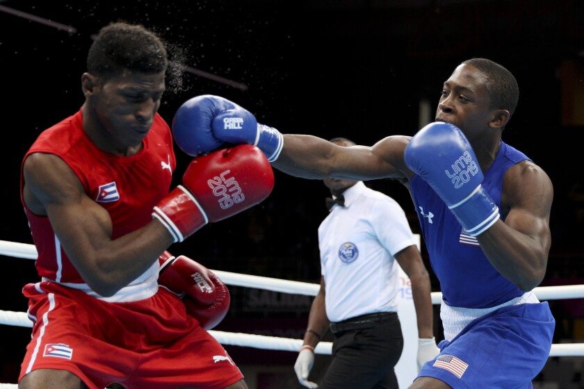 Staying Amateur Boxing