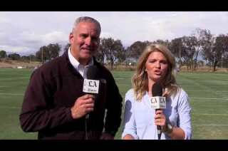 Watch: Rams begin rookie mini-camp in Oxnard