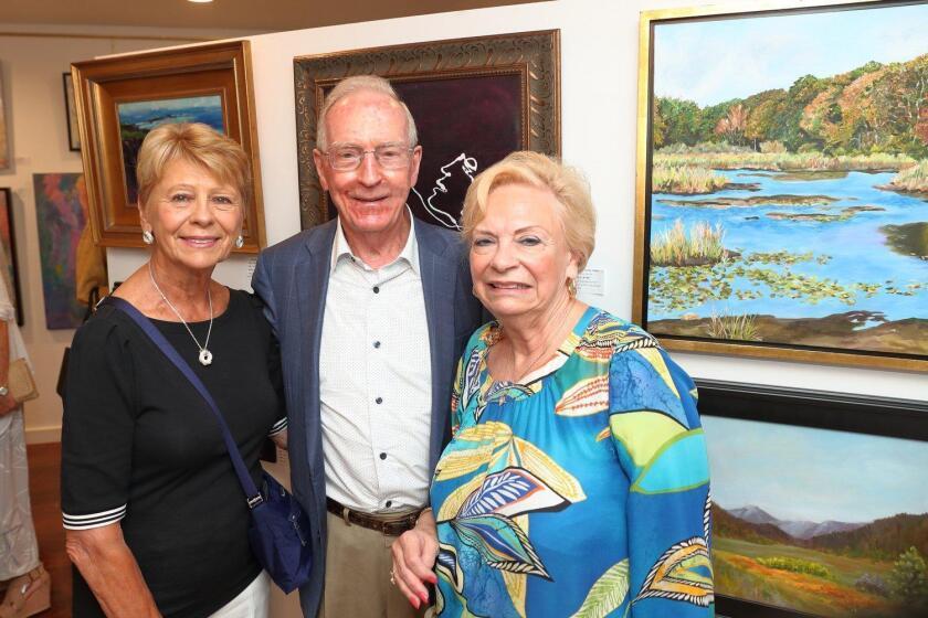 Virginia Chasey, Dee Silver, Debbie Smith