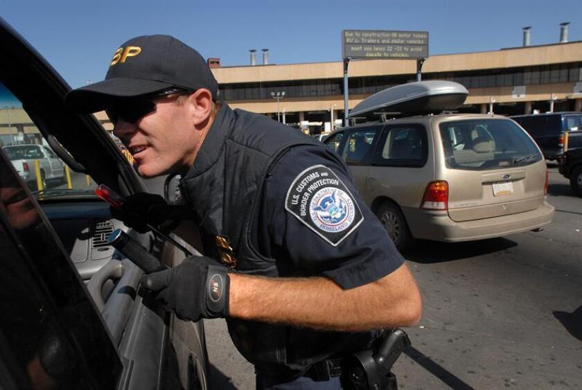 La Patrulla Fronteriza (CBP) interceptó el pasado fin de semana un cargamento de cocaína, metanfetamina y heroína valorado en 900.000 dólares en la ciudad fronteriza de Laredo (Texas), informaron hoy las autoridades. EFE/Archivo