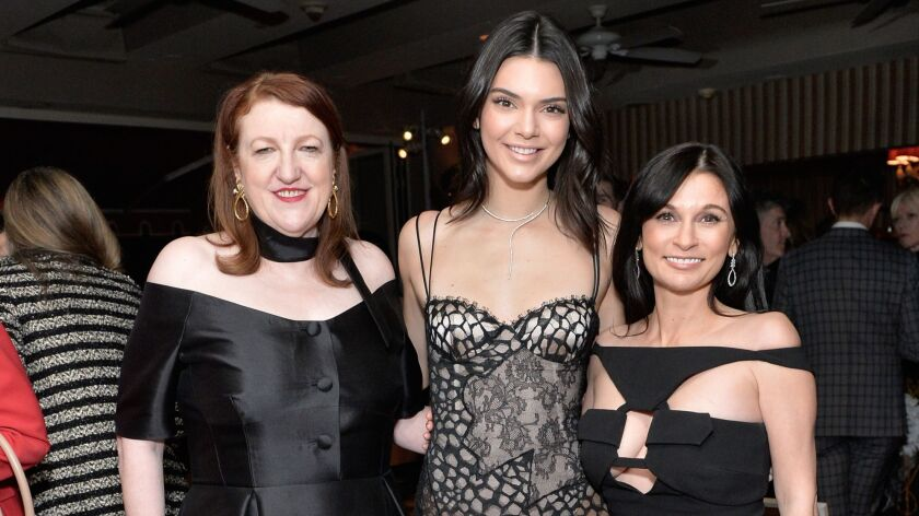 Harper's BAZAAR celebrates 150 Most Fashionable Women at Sunset Tower presented by TUMI in partnership with American Express, La Perla and Hearts On Fire at the Sunset Tower Hotel.
