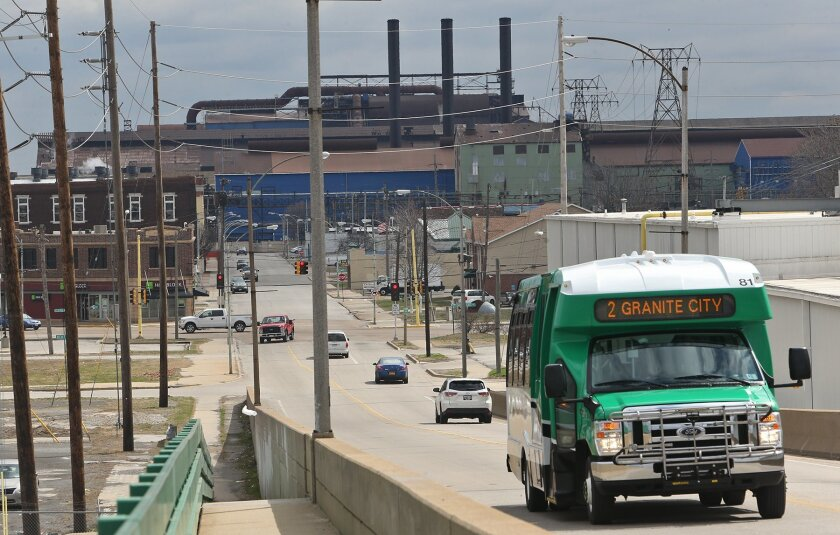 U.S. Steel Corp. says it will restart the second of two shuttered blast furnaces at a southwestern Illinois mill and bring back about 300 workers.