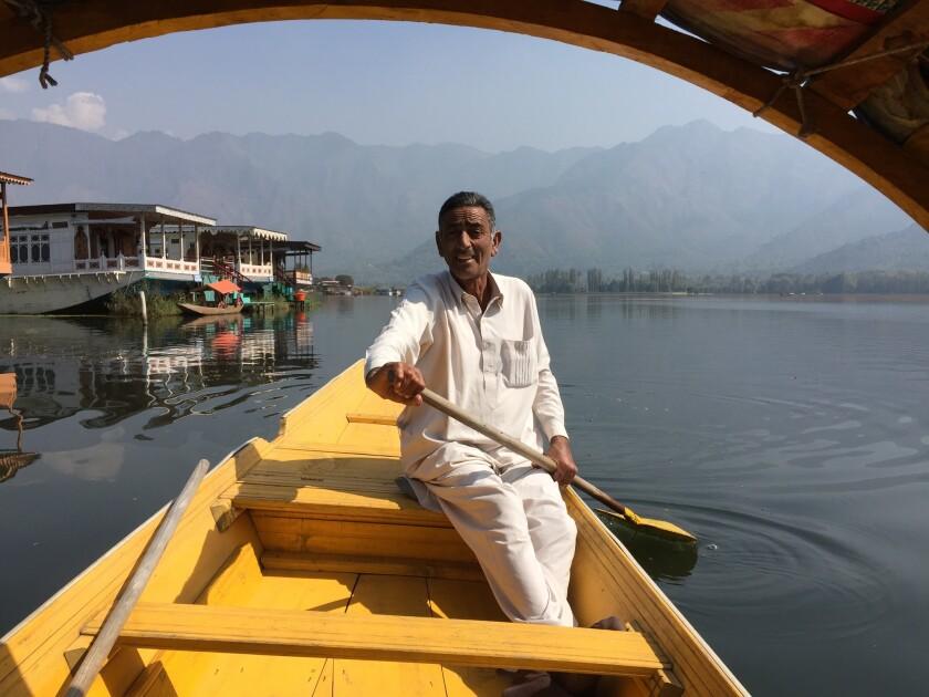 India Kashmir Dal Lake