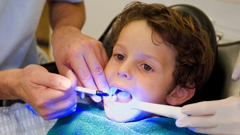 dental care child