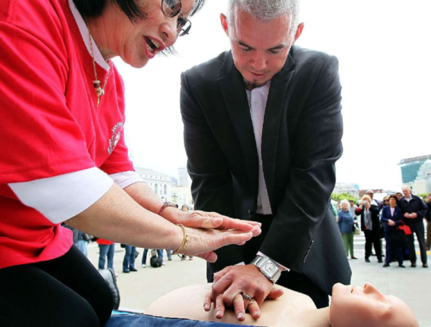 A push to teach CPR in Denmark is linked to improved cardiac arrest survival