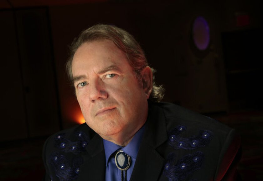 As 'MacArthur Park' turns 45, Jimmy Webb will play it in that park