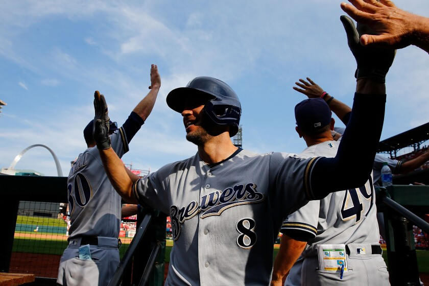 Milwaukee Brewers v St Louis Cardinals