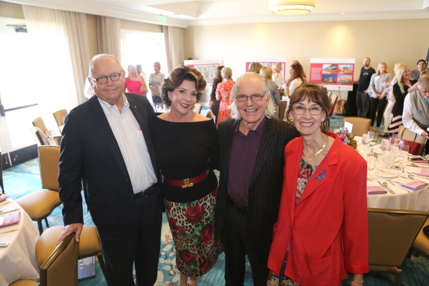 Women of Chapman luncheon 2019