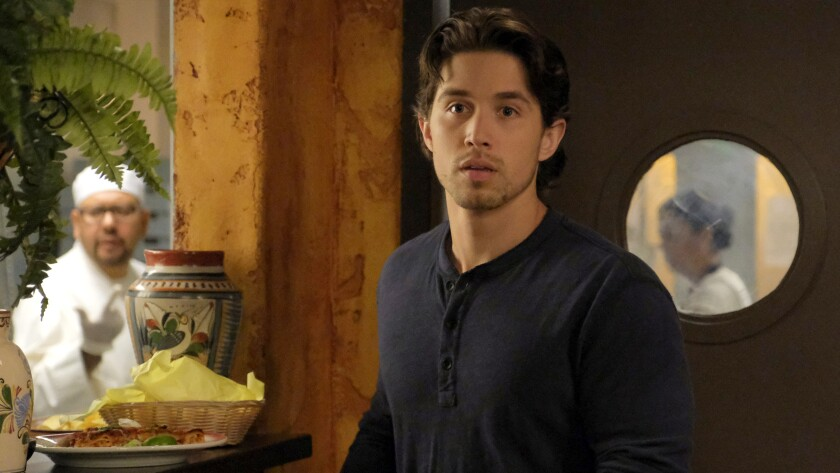 "Brandon Larracuente stars in a new episode of the new series ""Party of Five"" on Freeform."