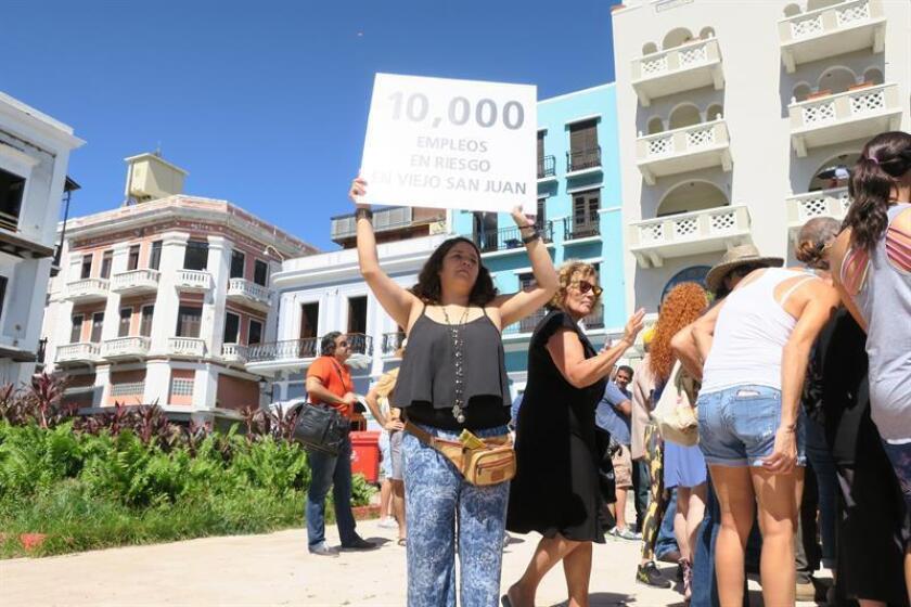 La Contraloría de Puerto Rico detectó en un informe ausencia de reglamentación, falta de controles internos y funciones conflictivas en el Departamento del Trabajo y Recursos Humanos de la isla. EFE/Archivo