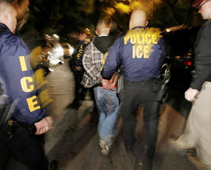 It's not clear how widespread Trump's now-delayed illegal immigration sweeps would be, if he follows through with them. But some past raids have affected whole communities.