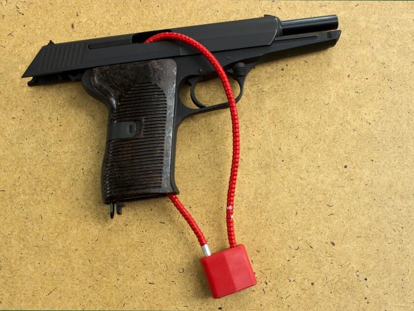 gun lock