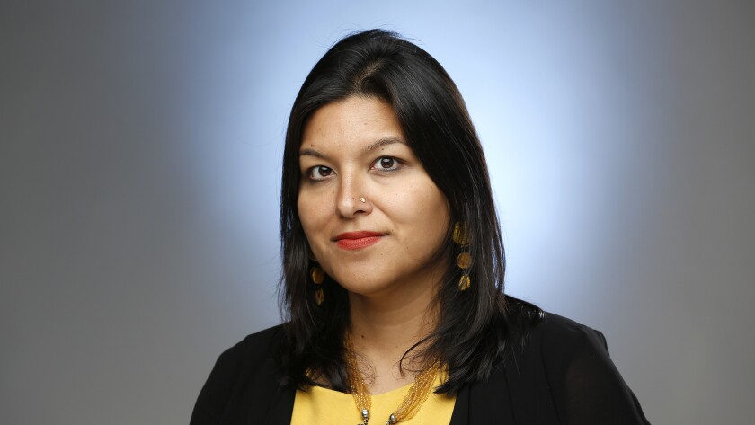 Los Angeles Times Managing Editor S. Mitra Kalita will become vice president of programming for CNN.