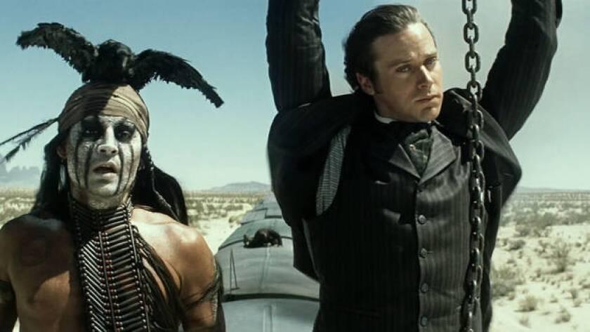 Mark Wahlberg: Too much 'scrutiny' on movies like 'Lone Ranger'