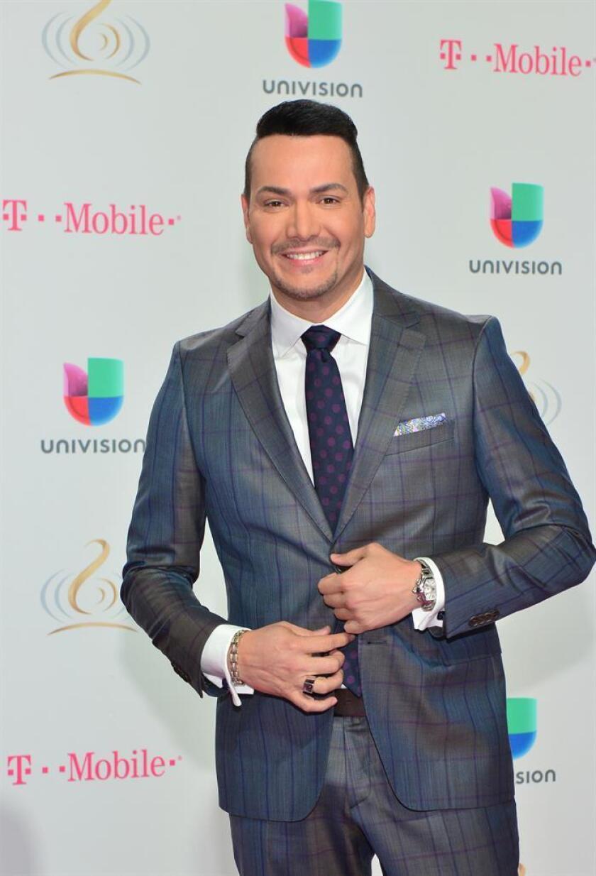 El cantante estadounidense Víctor Manuelle. EFE/Archivo