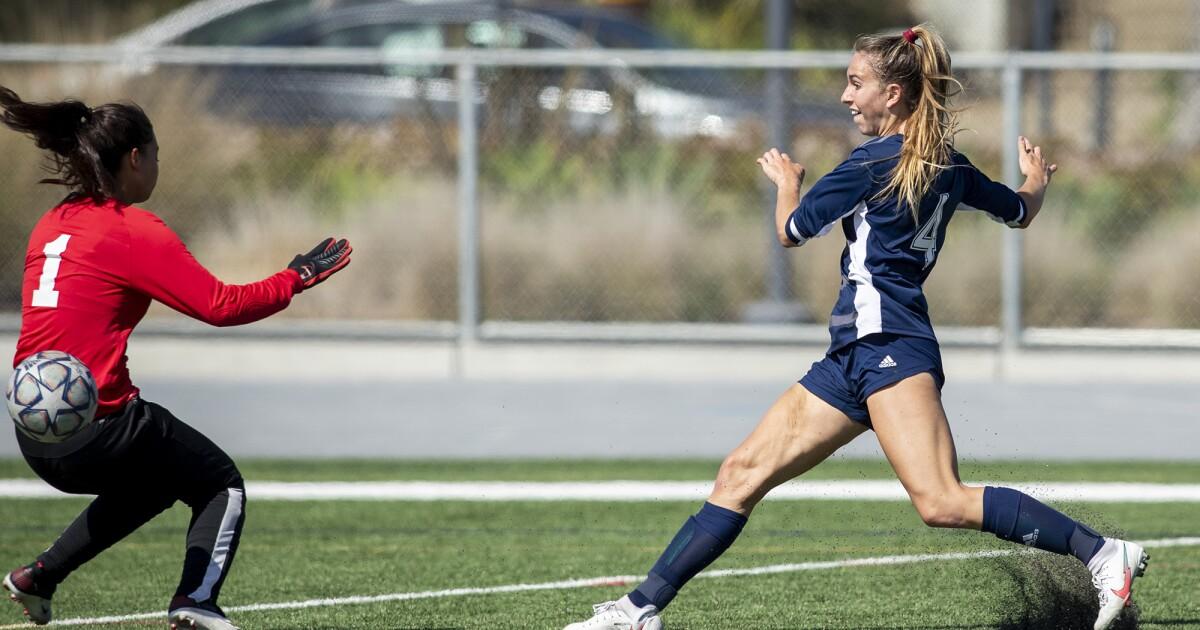 High School Roundup: Newport Harbor one of five local girls' soccer teams to win CIF opener
