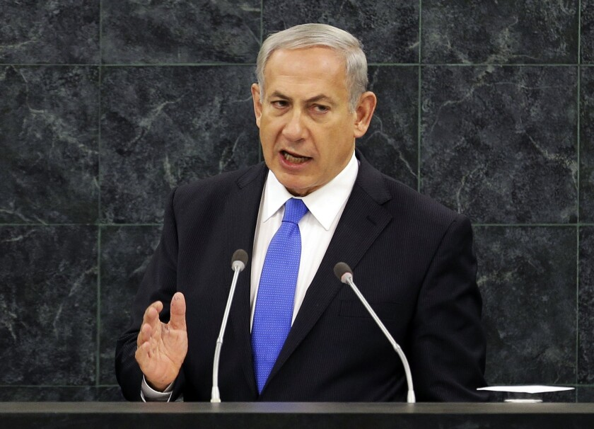 Israeli officials blast deal with Iran as 'self-delusional'