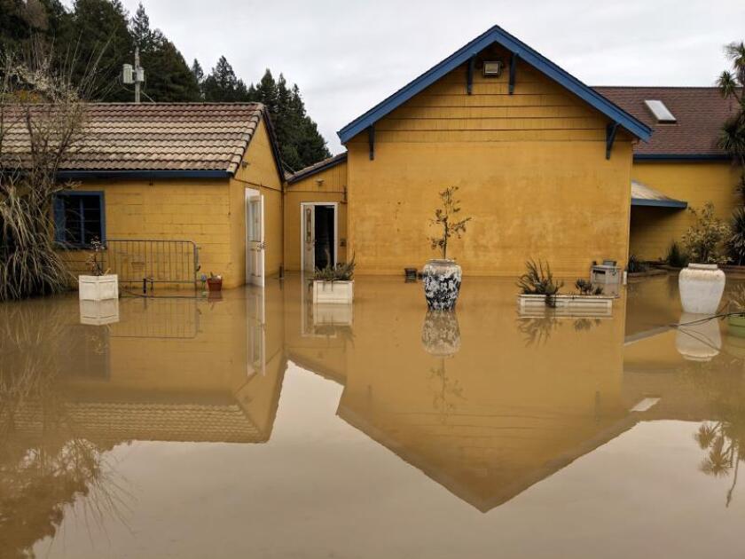 Crece el temor por nuevas inundaciones en las Grandes Planicies y Medio Oeste