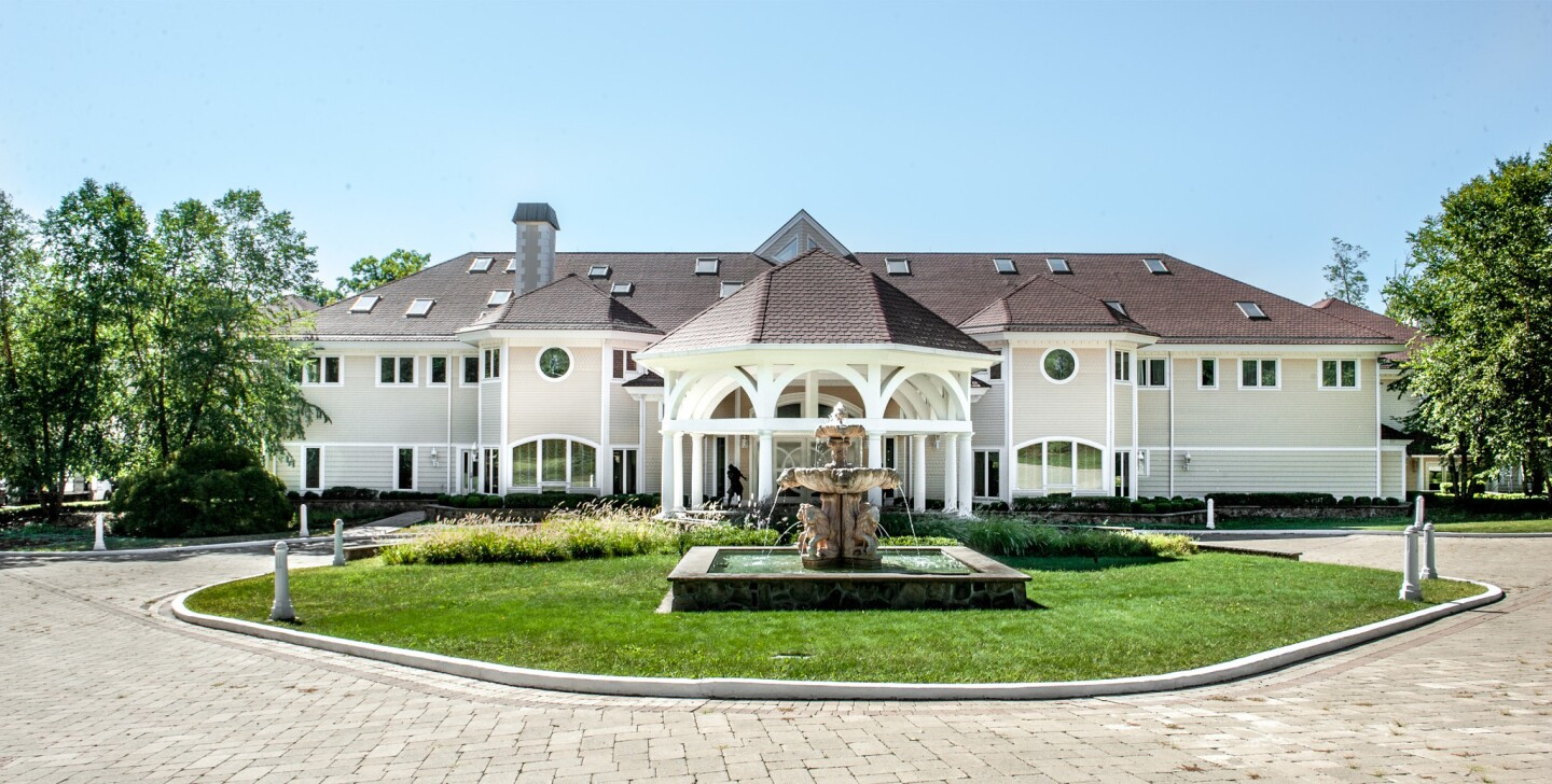 50 Cent's Connecticut mansion