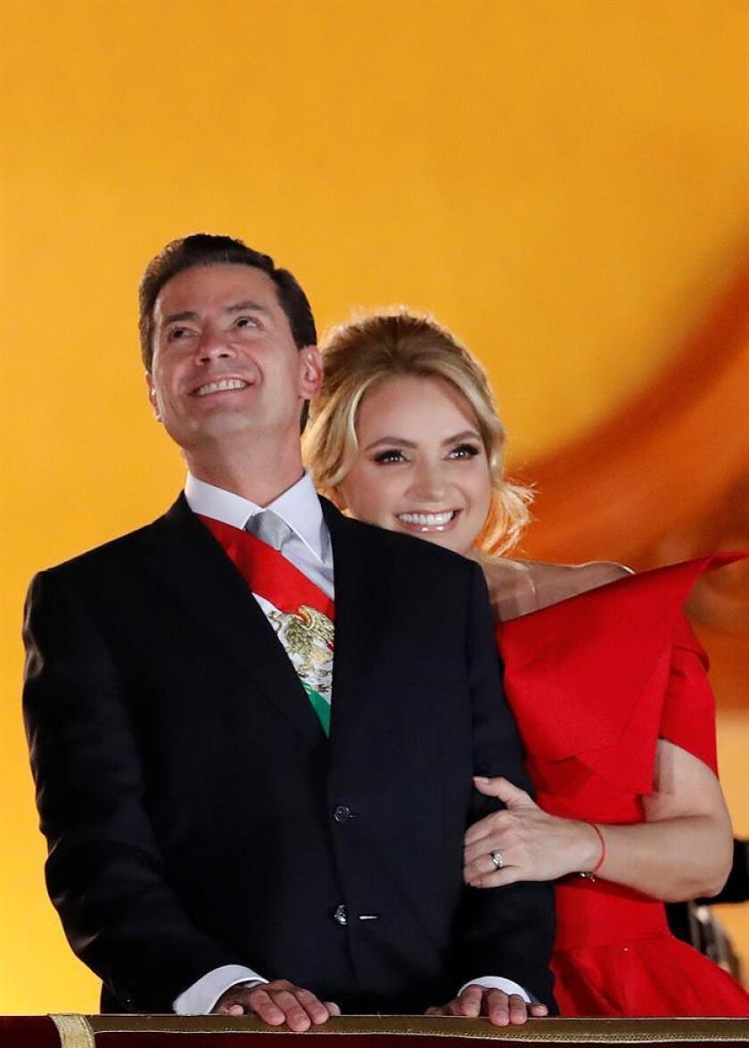 Peña Nieto y La Gaviota, el ocaso de una pareja (aparentemente) ideal