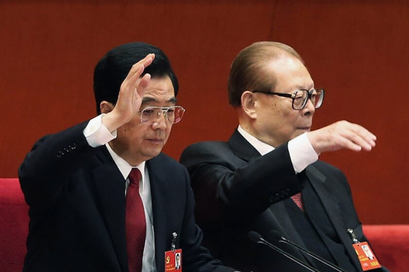 China's Communist Party wraps up congress with little sign of reform