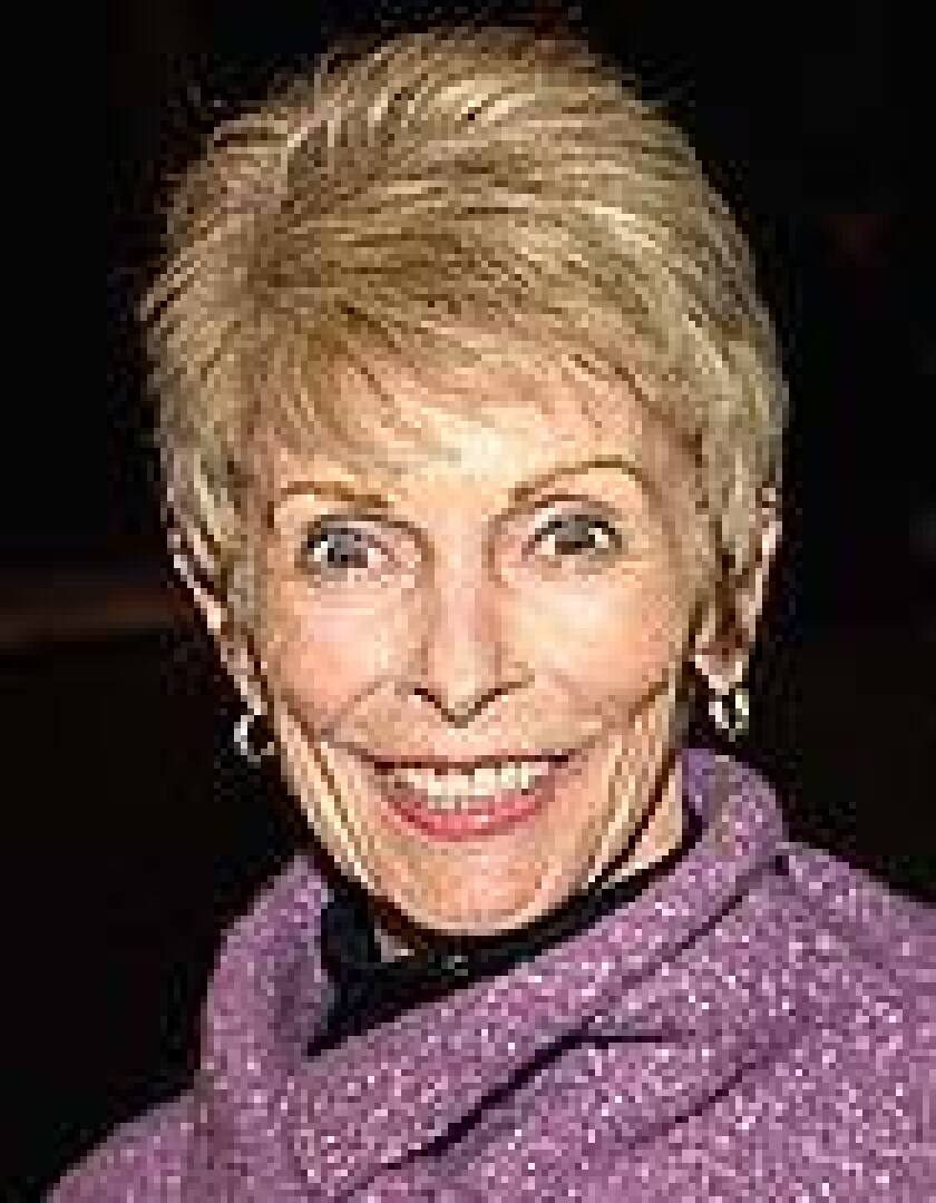 Actress Janet Leigh in 2003
