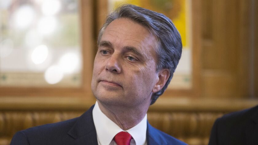 Kansas Gov. Jeff Colyer demanded that Kobach stop advising county election officials until their primary election result is determined.