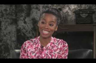 Anika Noni Rose chats with The Times' Yvonne Villarreal about the retelling of the TV movie 'Roots'