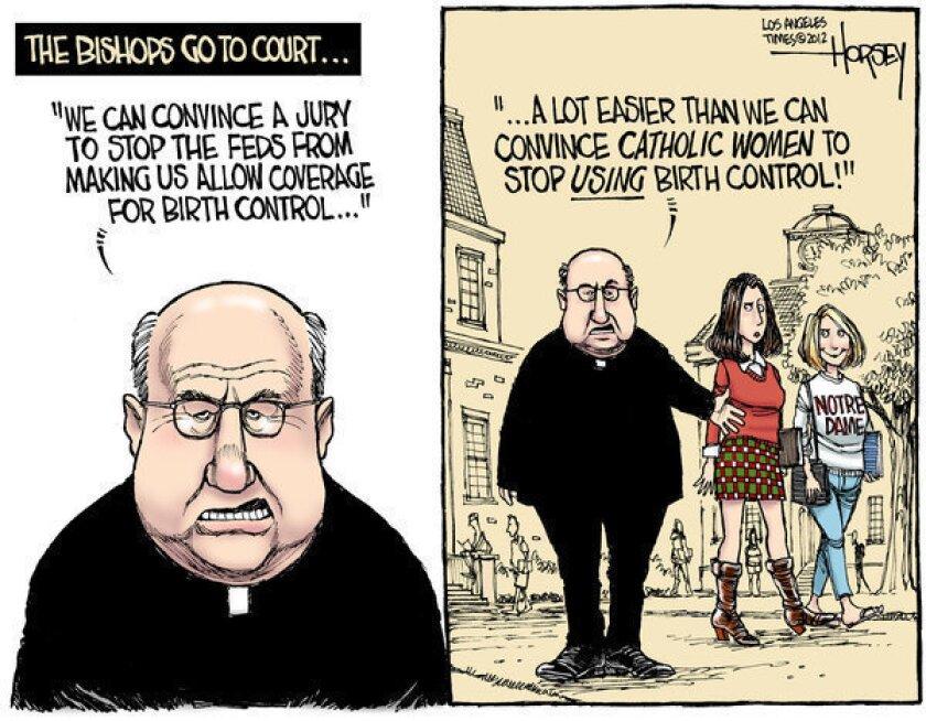 Bishops cannot get Catholic women off birth control