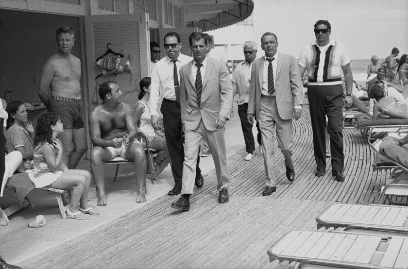 Frank Sinatra in Miami