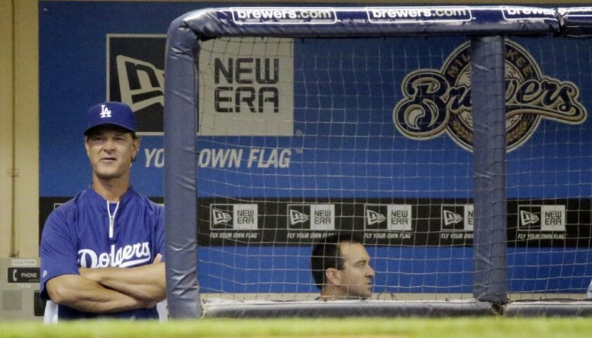 Is Don Mattingly too calm in the Dodgers dugout to be an effective manager?