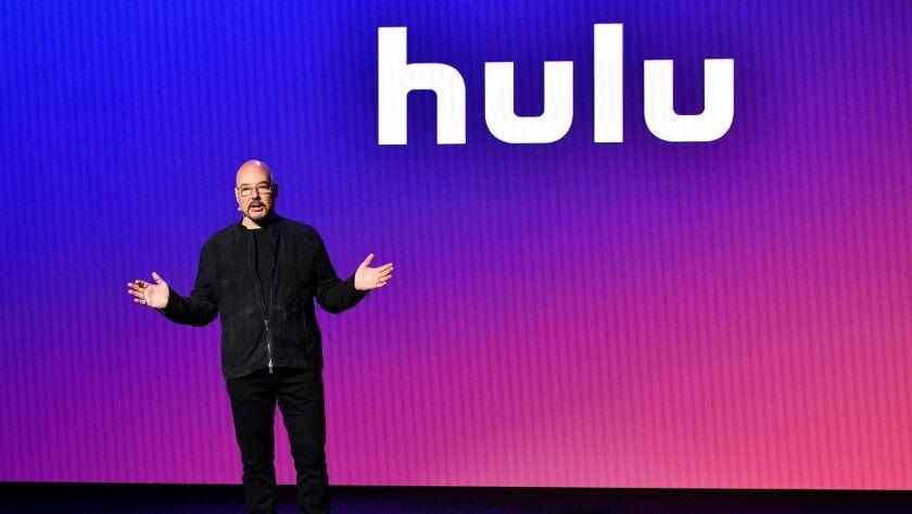Hulu Upfront 2018 - Presentation