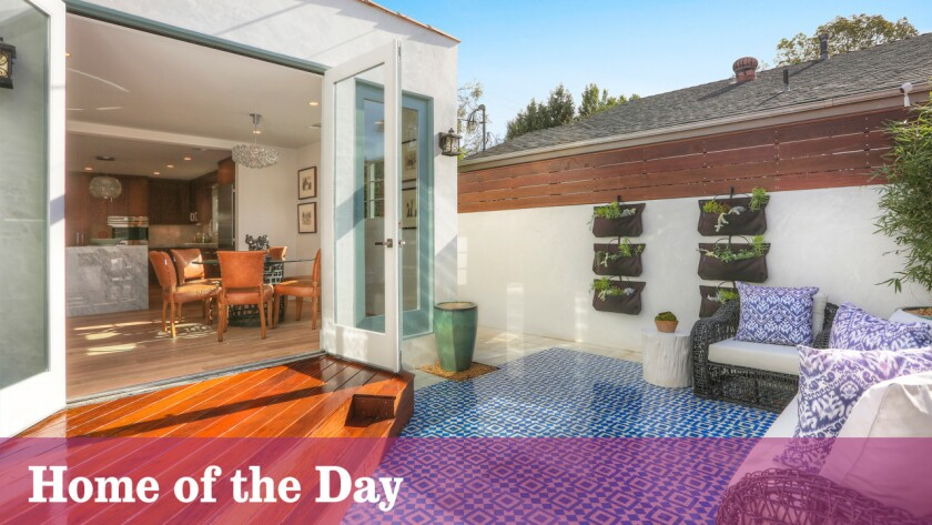 Home of the Day: Moroccan notes and Spanish style in Fairfax