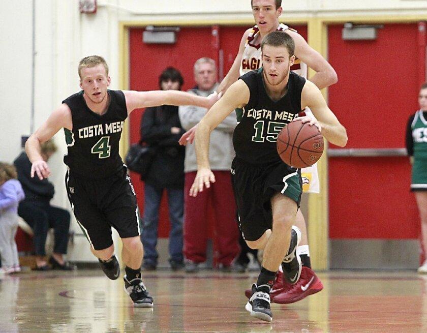 Boys' Basketball: Mesa runs this town
