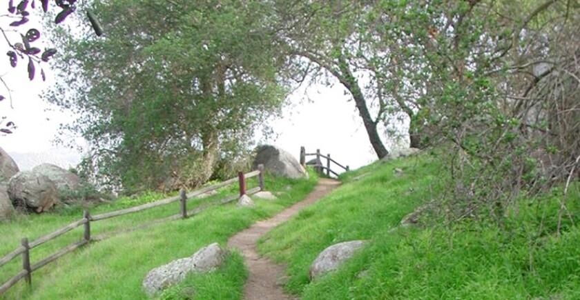 Highland Valley Trail