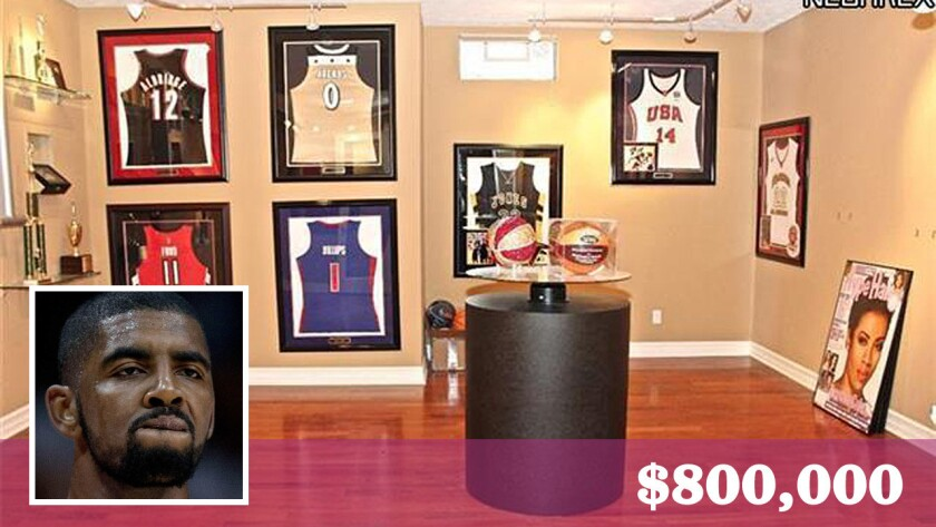 Hot Property: Kyrie Irving