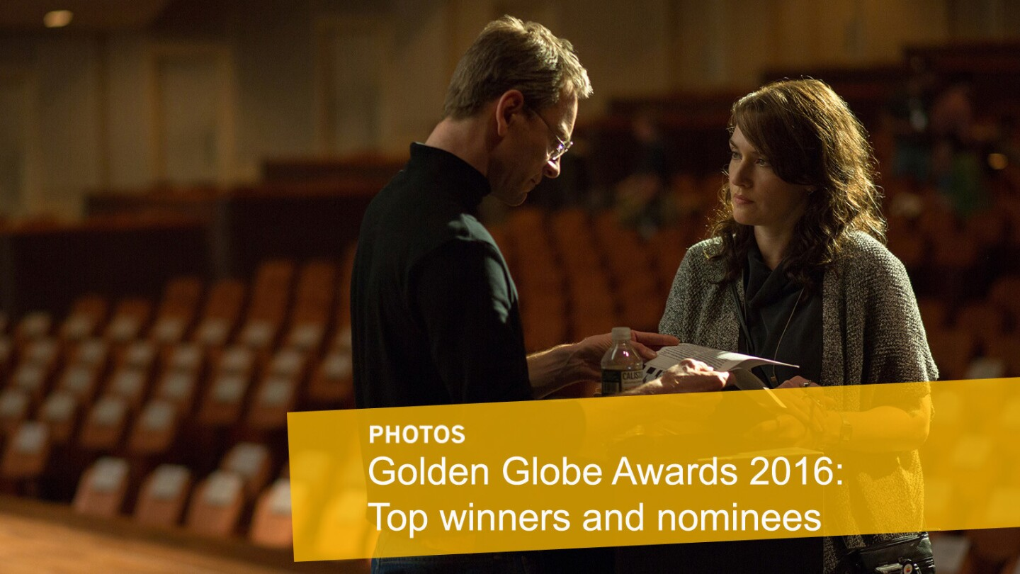 Golden Globes 2016 | Top winners and nominees