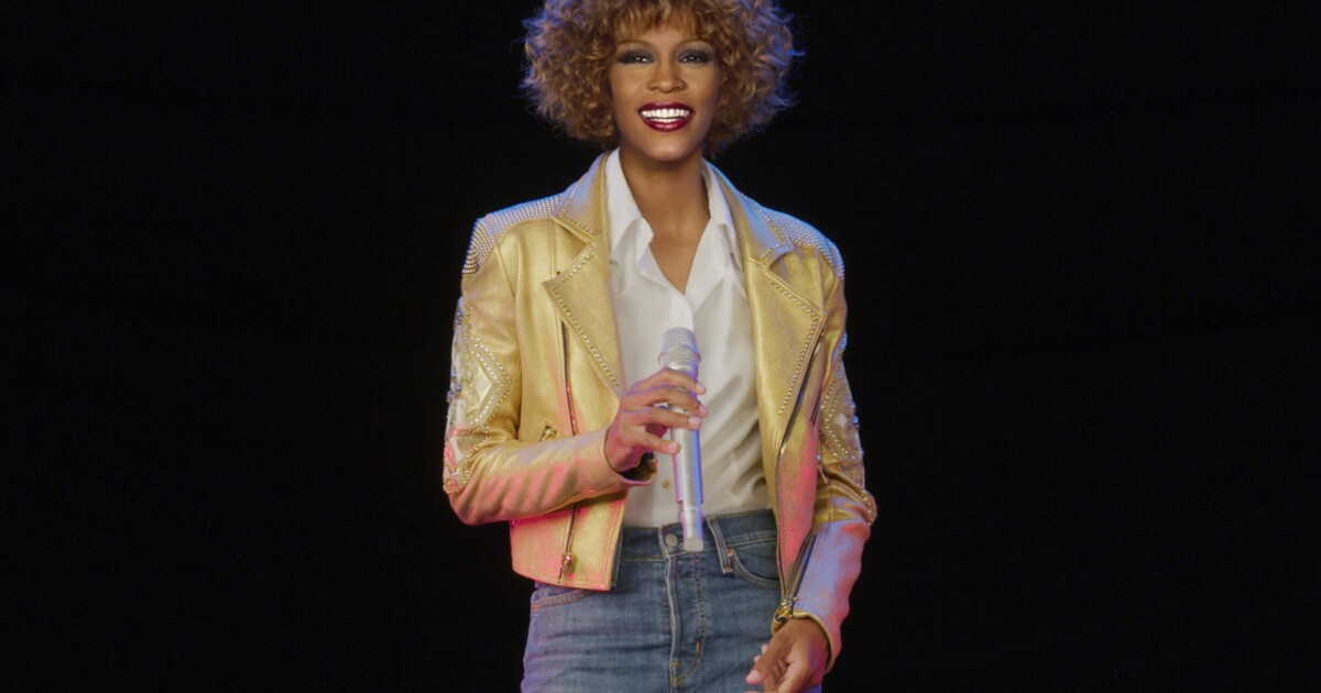 Whitney Houston's hologram revue sounds great, looks lifelike and is still super creepy