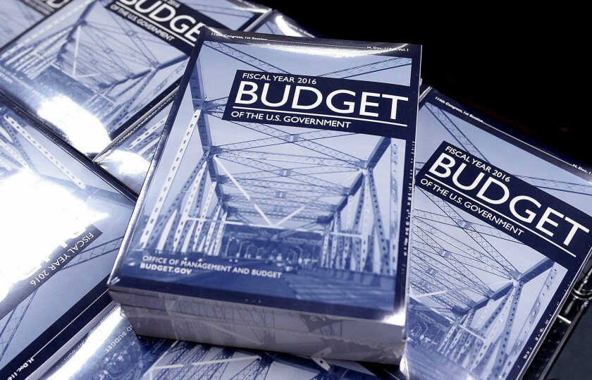 Obama Fiscal 2016 Budget