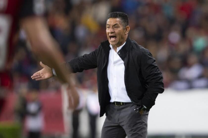 El León le pide compromiso a Ambriz y sus jugadores