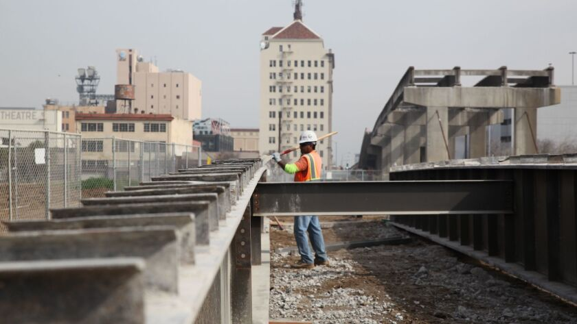 Removing the tax-exempt status of municipal bond interest could imperil large infrastructure projects such as the California bullet train.