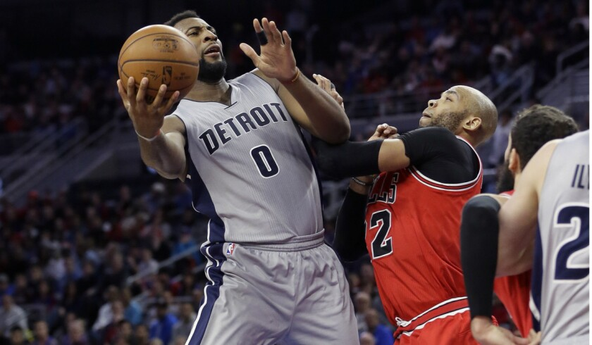 Hacking Andre Drummond doesn't help Rockets