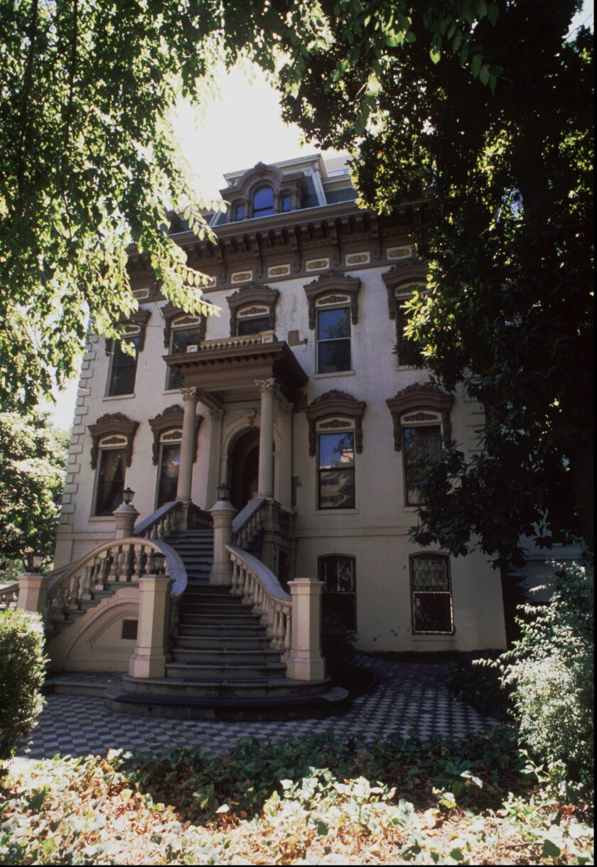 Stanford Mansion