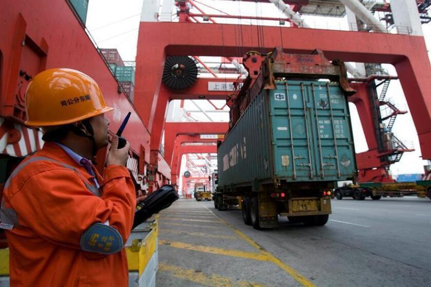 Para el 22,4 % de los exportadores brasileños, consultados por la Confederación Nacional de la Industria (CNI), el mercado prioritario para la negociación de un acuerdo de libre comercio es Estados Unidos, seguidos de México (8,4 %), China (6 %) y Colombia (3 %). EFE/Archivo