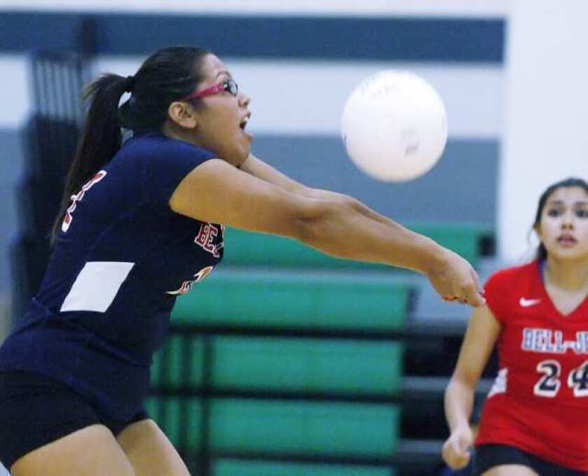 Bell-Jeff volleyball still champion of Providence rivalry