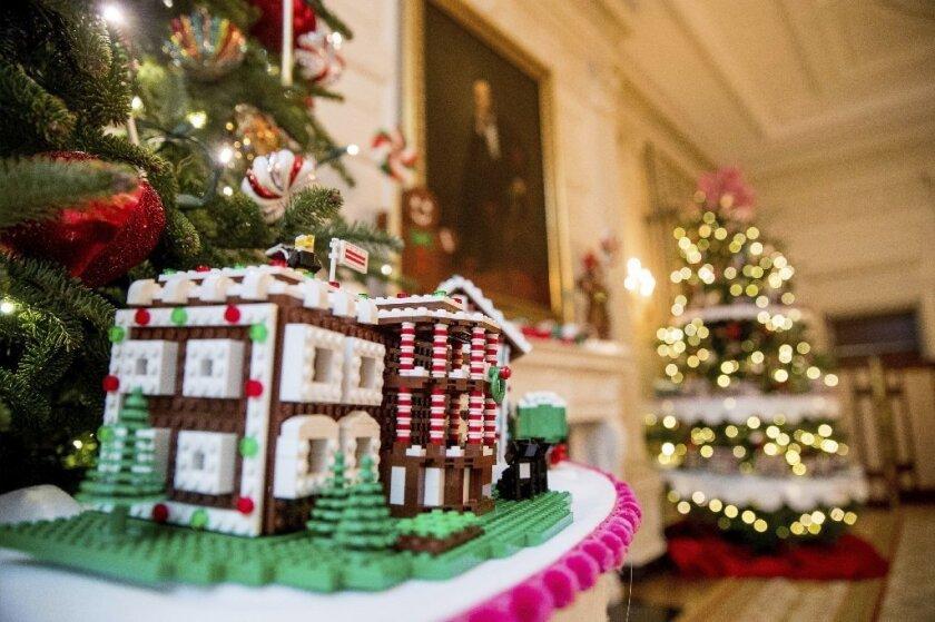 En el período 2010-2014 se registró un promedio anual de 210 estructuras de casas quemadas por árboles de Navidad en todo Estados Unidos.