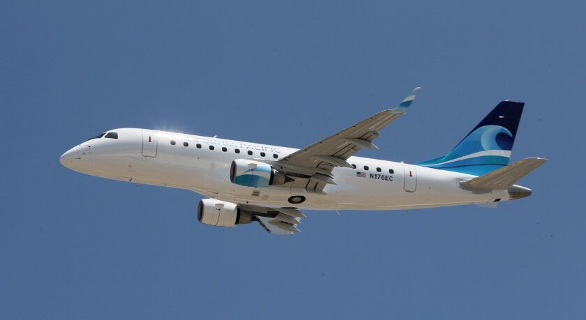 New California Pacific Airlines