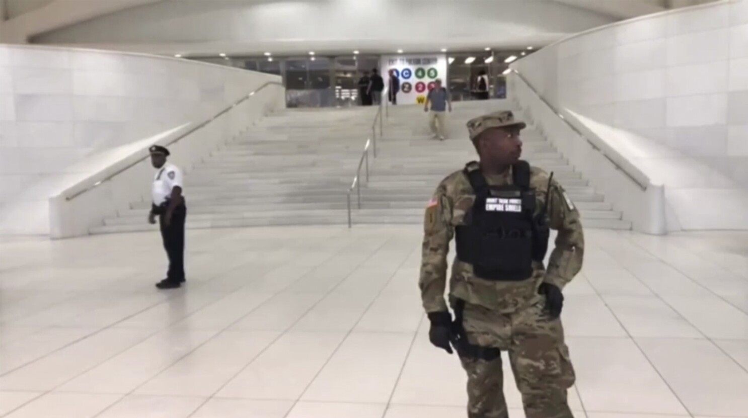 NYPD: Objects found at subway station aren't explosives